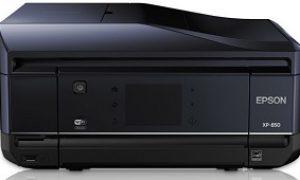 Install epson xp 830 printer